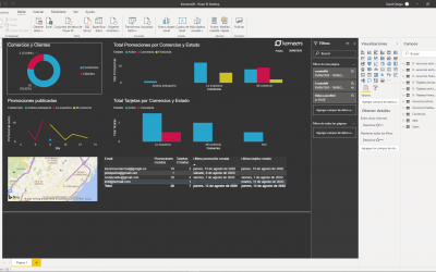 Mi primera vez con Power Bi